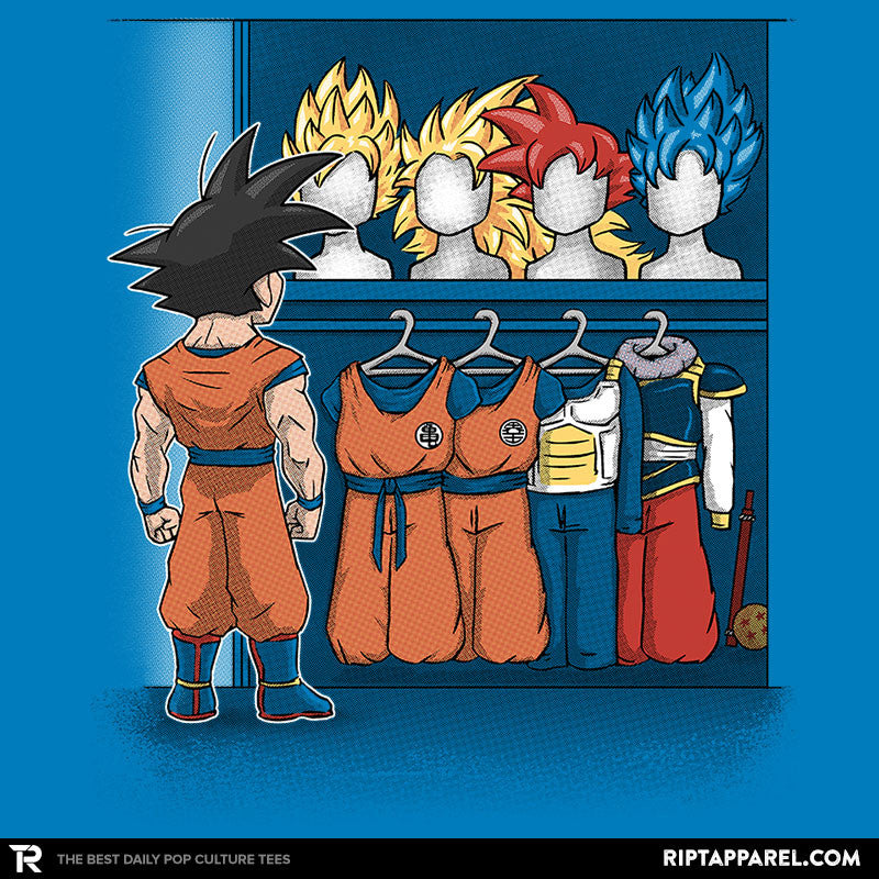 Saiyan Closet - Collection Image - RIPT Apparel