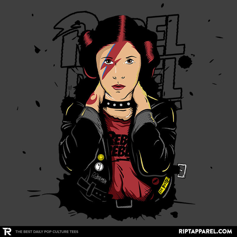 Rebel Leia - RIPT Apparel