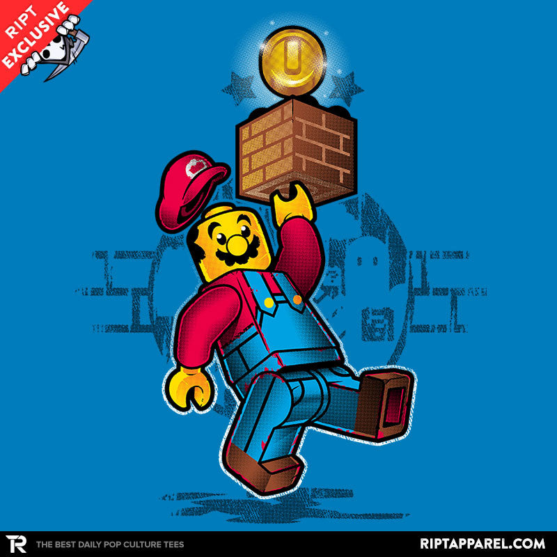 Super Brick Bros. - Collection Image - RIPT Apparel