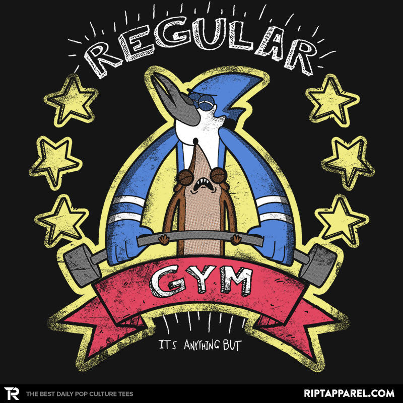Regular Gym - Collection Image - RIPT Apparel