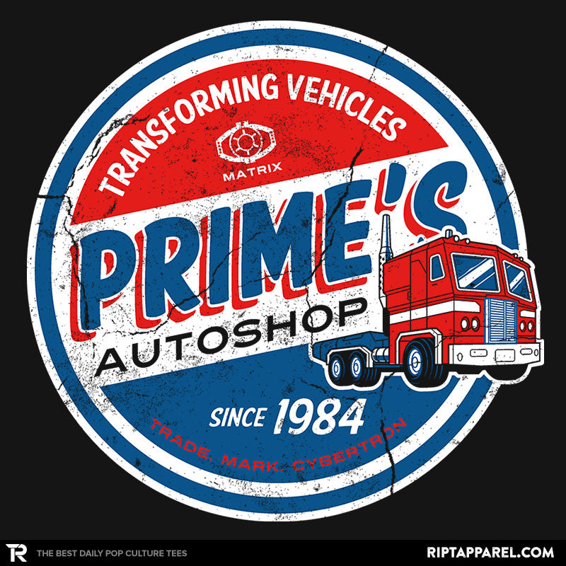 Prime's Autos - Collection Image - RIPT Apparel