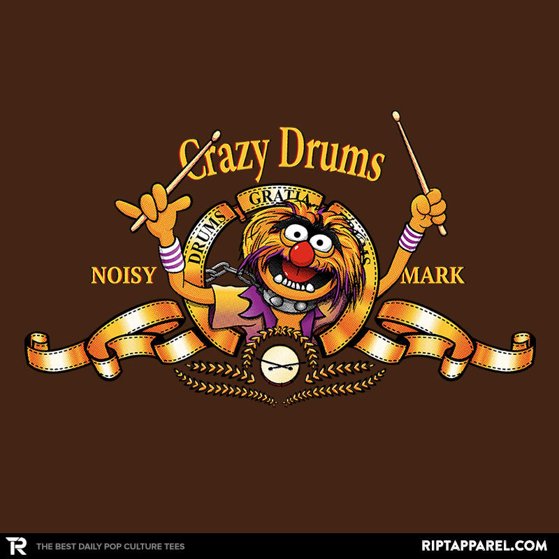 Crazy Drums - RIPT Apparel