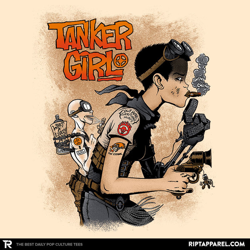 Tanker Girl - RIPT Apparel