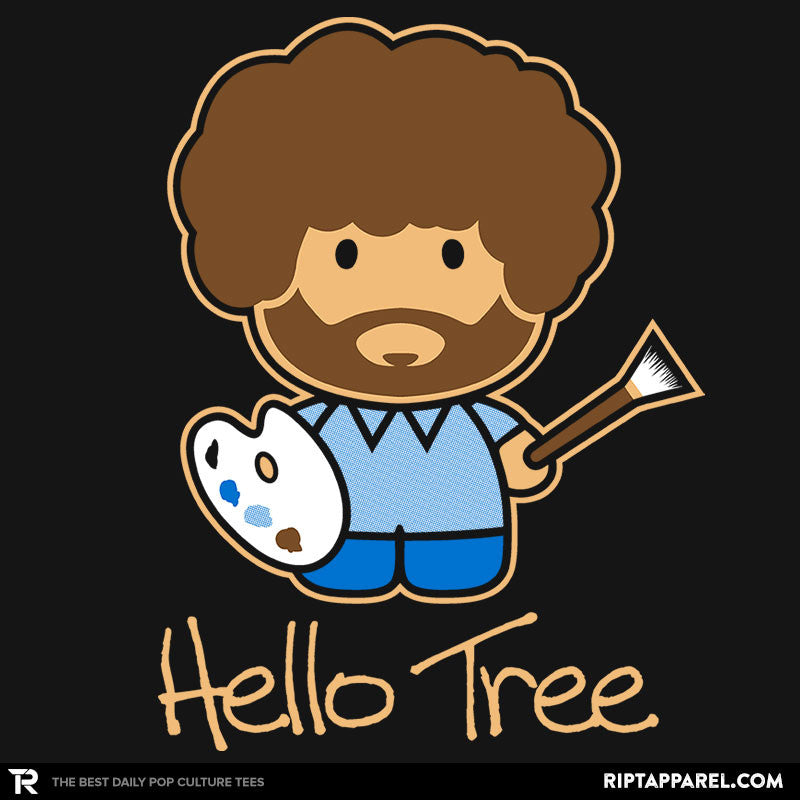 Hello Tree - Collection Image - RIPT Apparel