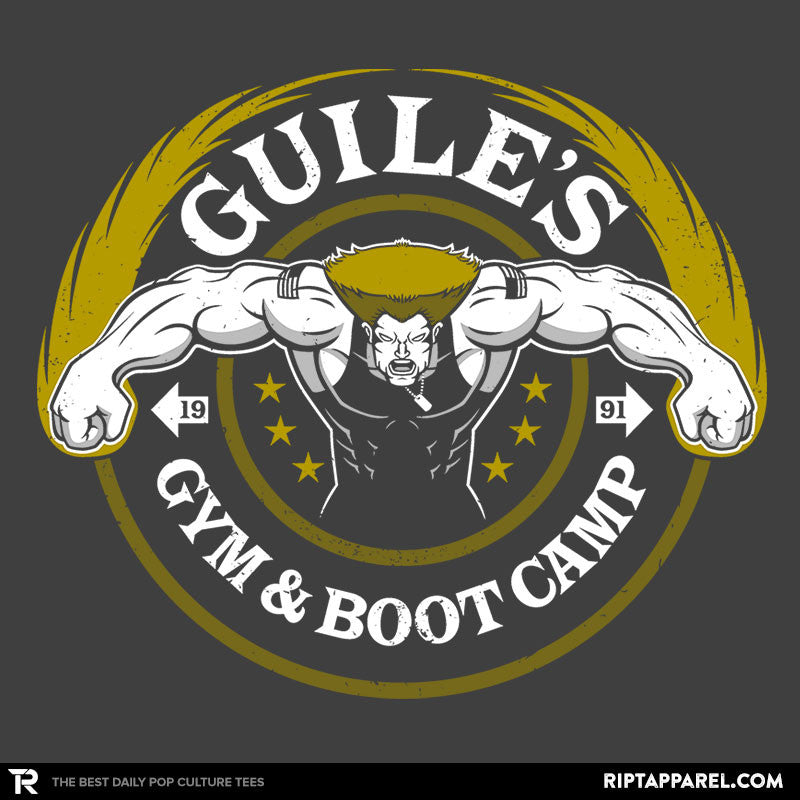 Guile's Gym & Boot Camp - Collection Image - RIPT Apparel