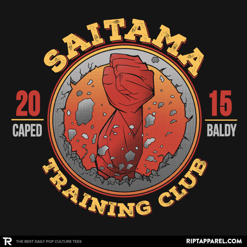 Saitama Training Club - Collection Image - RIPT Apparel