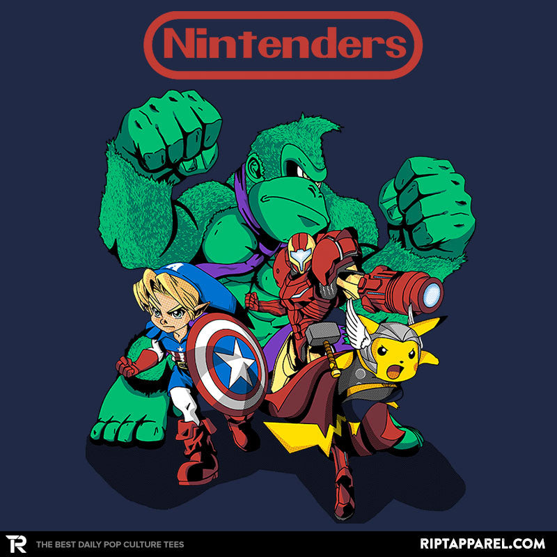 Nintenders - Collection Image - RIPT Apparel