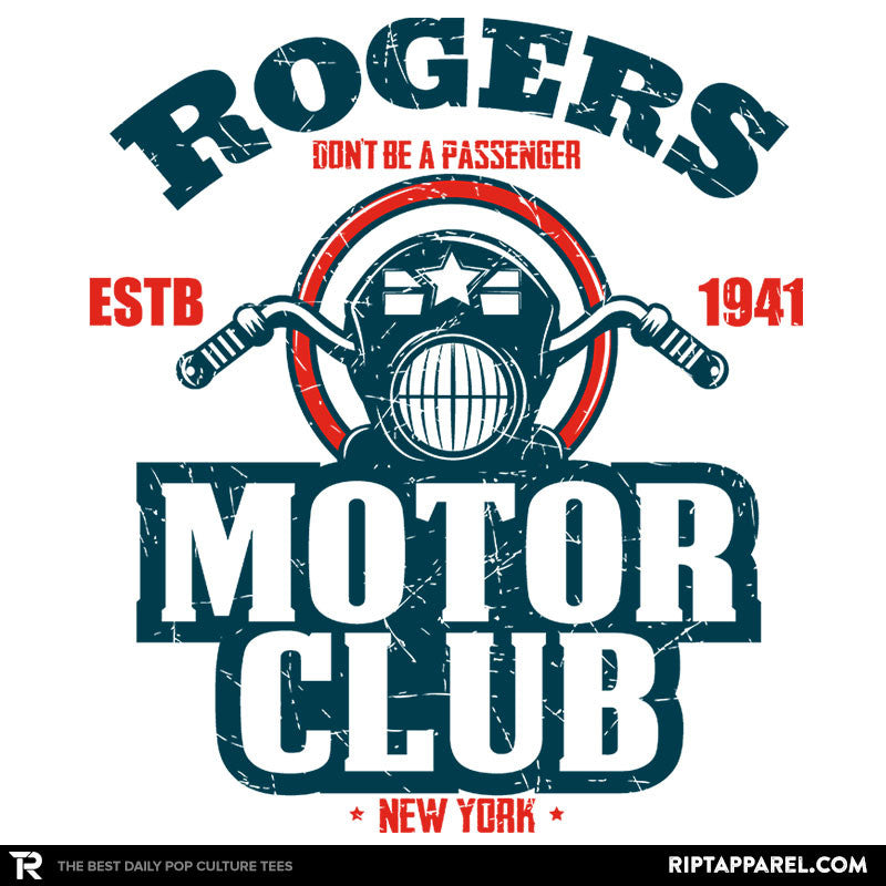 Rogers Motor Club - Collection Image - RIPT Apparel