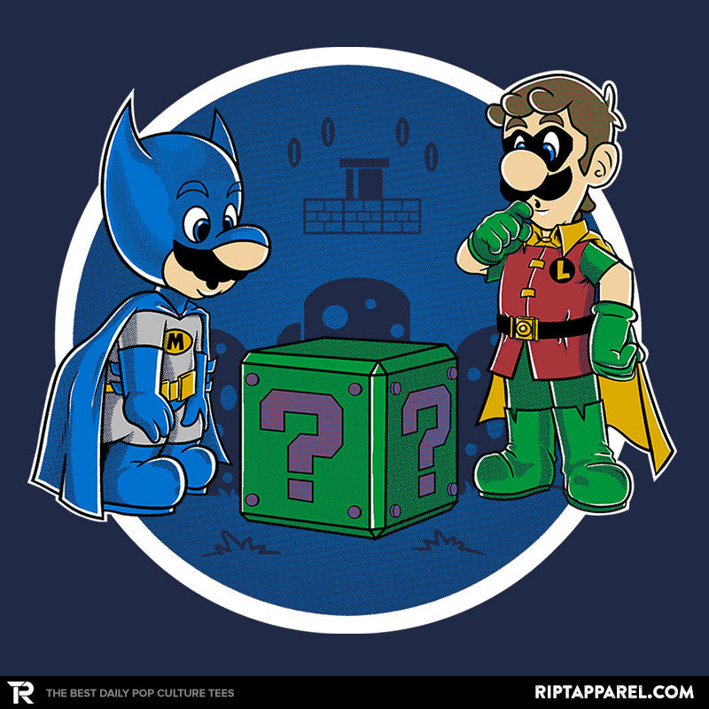 BatMario VS Riddler - Collection Image - RIPT Apparel