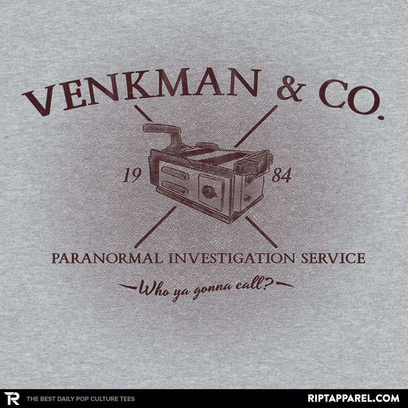 Venkman & Co. - Collection Image - RIPT Apparel