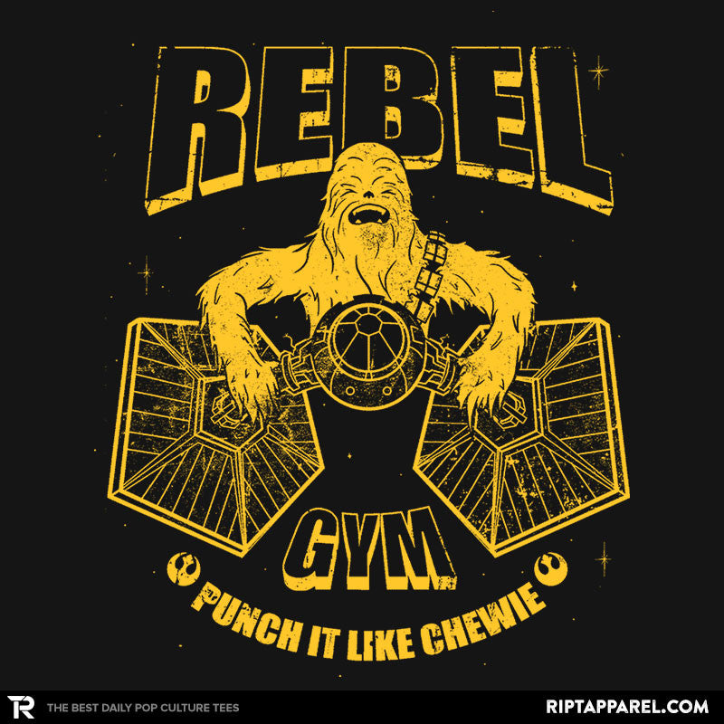 Rebel Gym - RIPT Apparel