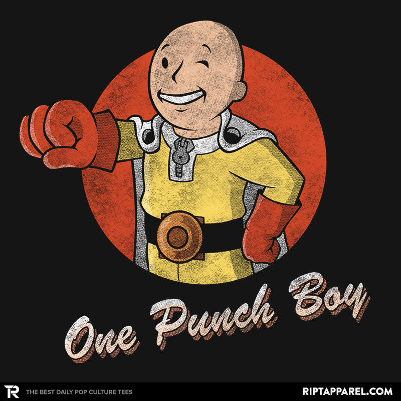 One Punch Boy - RIPT Apparel