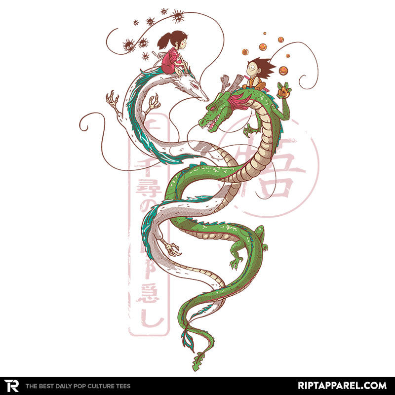 Dancing Dragons - Collection Image - RIPT Apparel