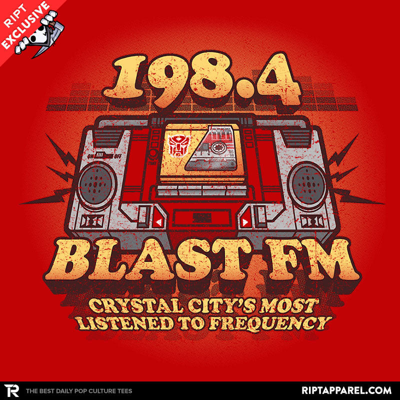 BLAST FM - Collection Image - RIPT Apparel