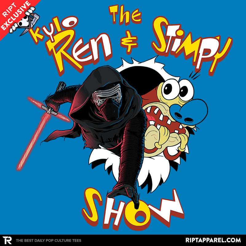K. Ren & Stimpy Show Exclusive - RIPT Apparel