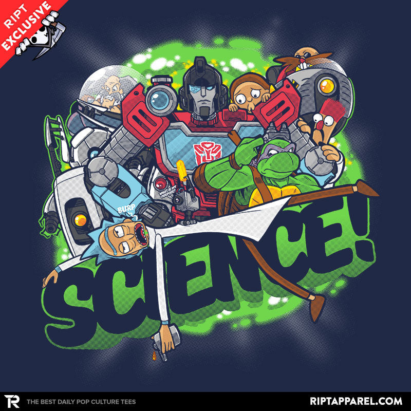 SCIENCE! Exclusive - Collection Image - RIPT Apparel