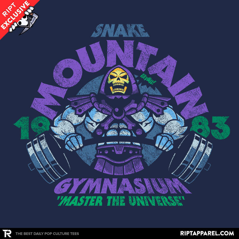 Snake Mountain Gym Exclusive - RIPT Apparel