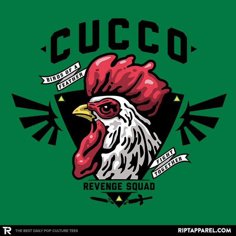 Cucco Revenge Squad - Collection Image - RIPT Apparel