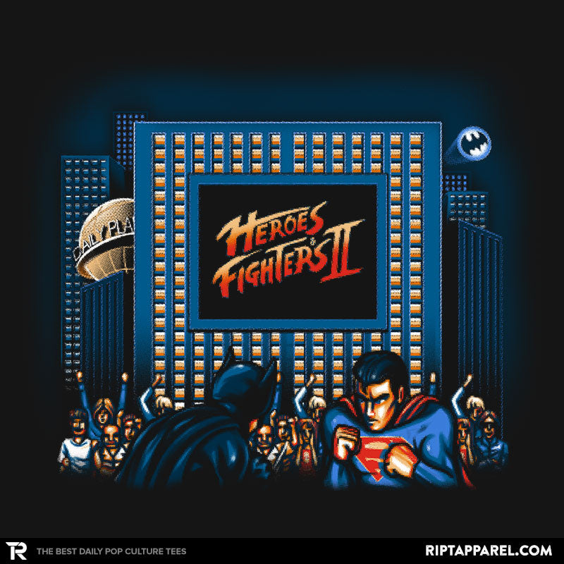 Heroes & Fighters - RIPT Apparel