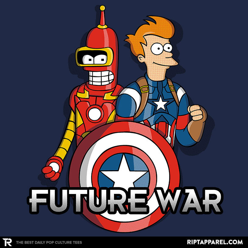 Future War - Collection Image - RIPT Apparel