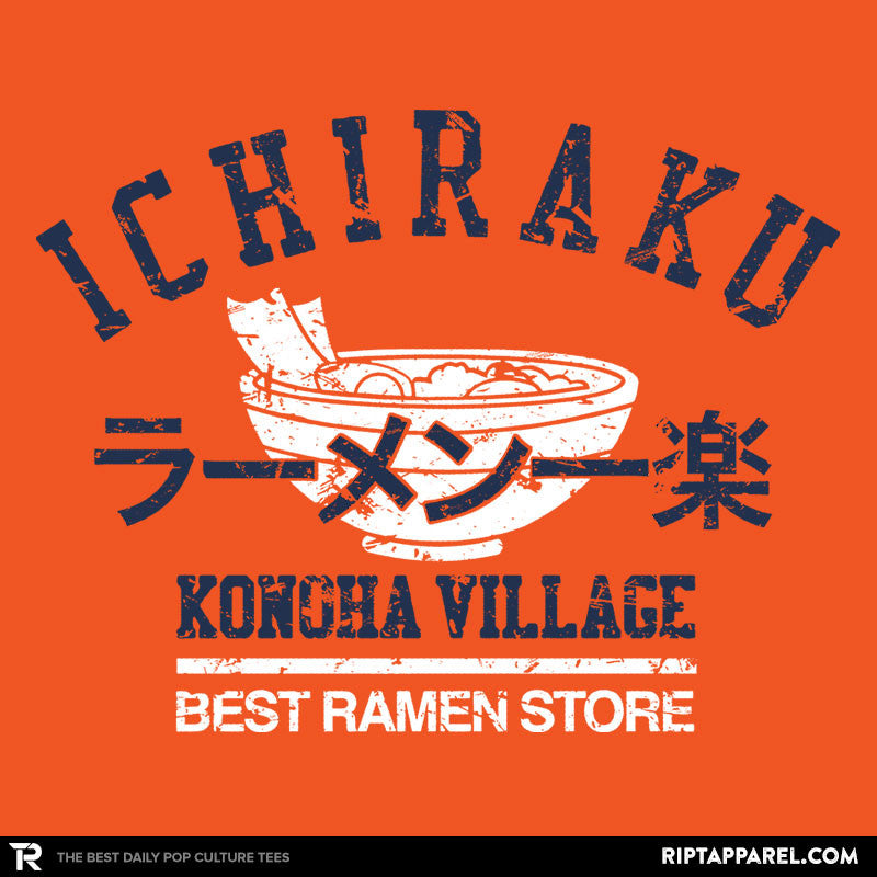 Ichiraku ramen - Collection Image - RIPT Apparel