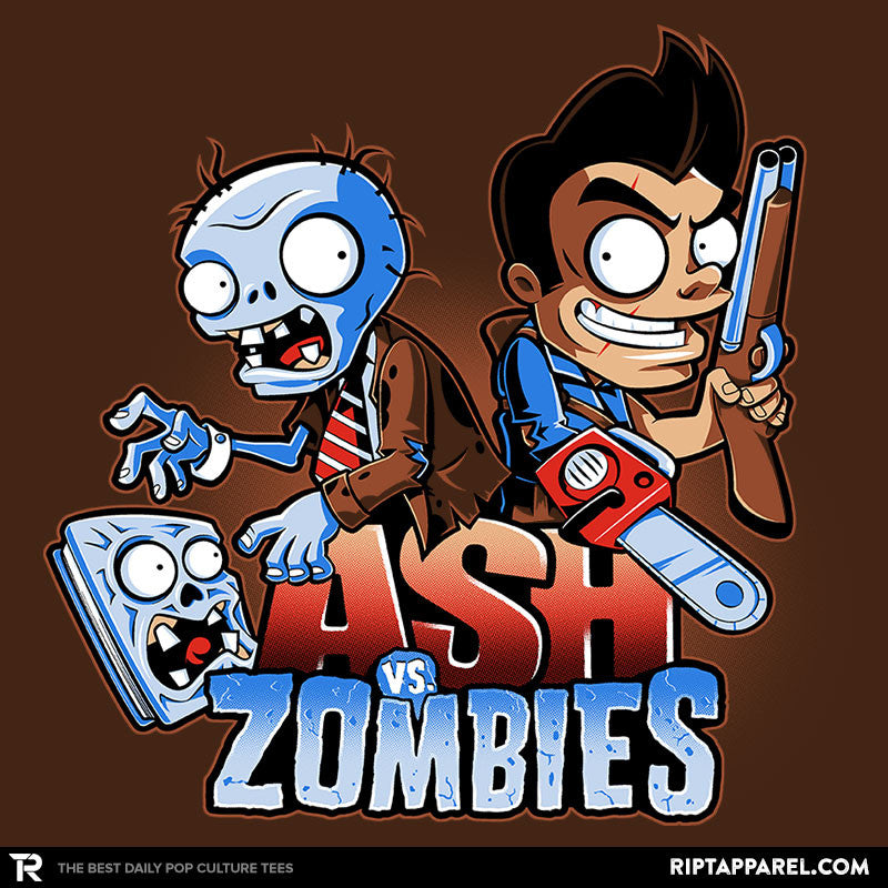 Ash vs Zombies - Collection Image - RIPT Apparel