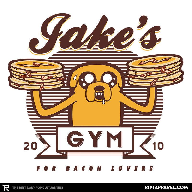 Bacon Lovers Gym - Collection Image - RIPT Apparel