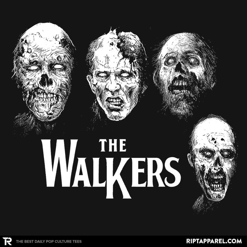 The Walkers - Collection Image - RIPT Apparel