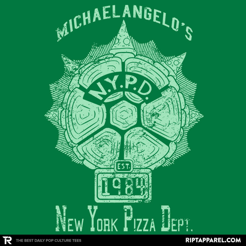 Michaelangelo's N.Y.P.D. - Collection Image - RIPT Apparel