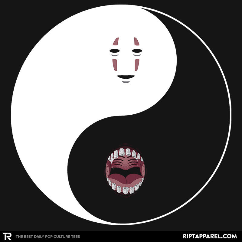Yin Yang Face - RIPT Apparel
