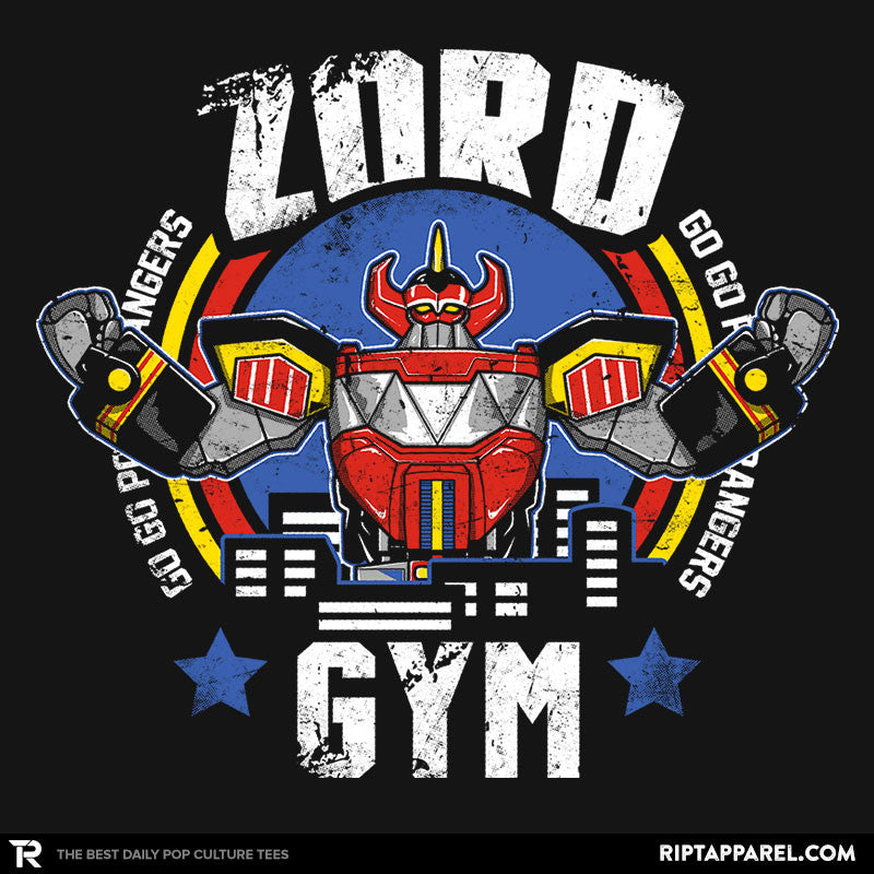 Zord Gym - RIPT Apparel