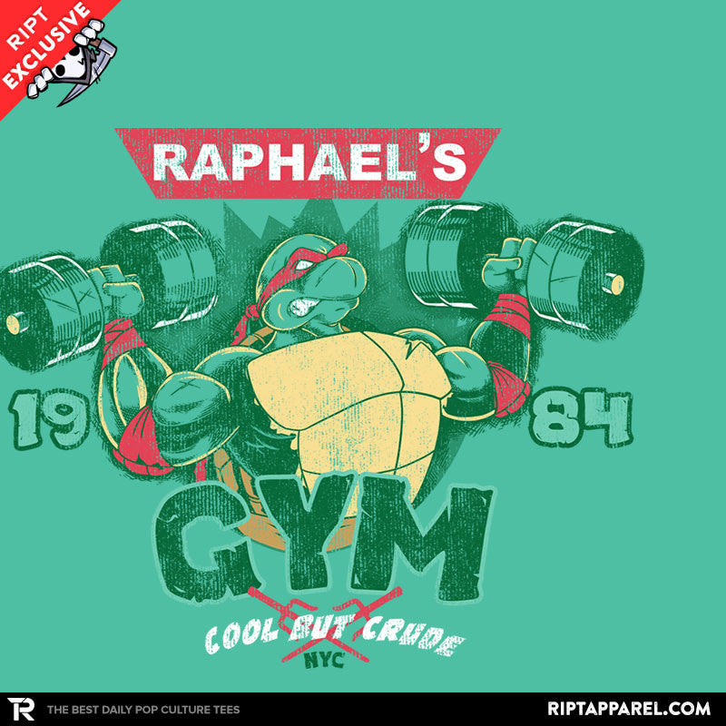 Raphs Gym Exclusive - RIPT Apparel