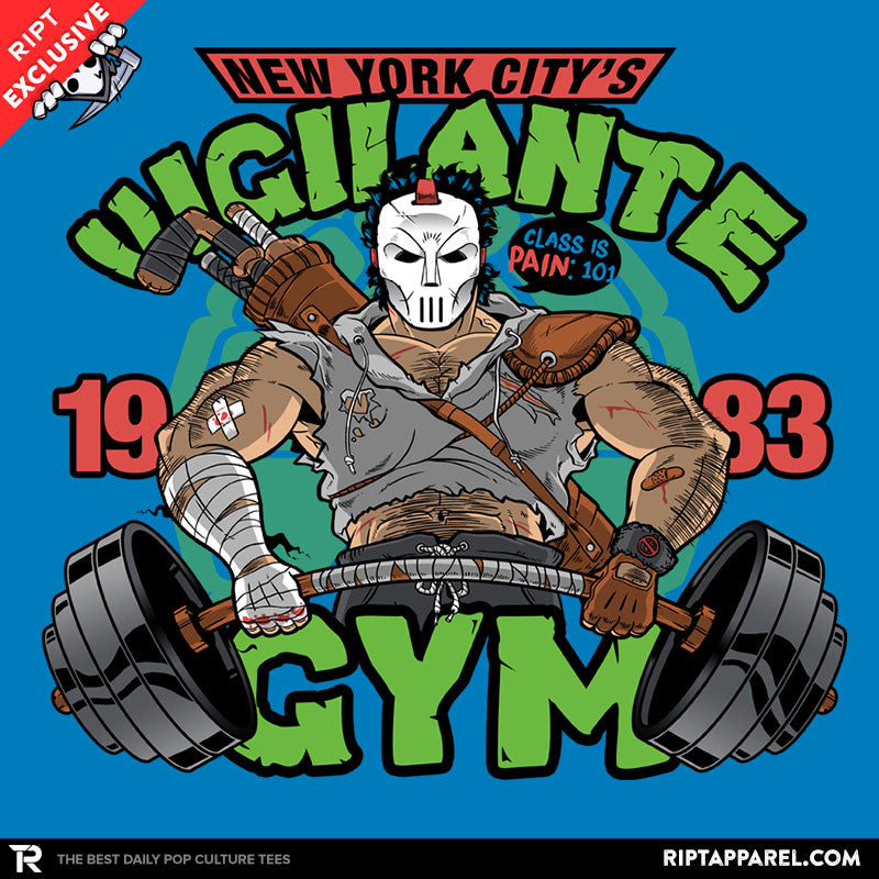Vigilante Gym Exclusive - Collection Image - RIPT Apparel