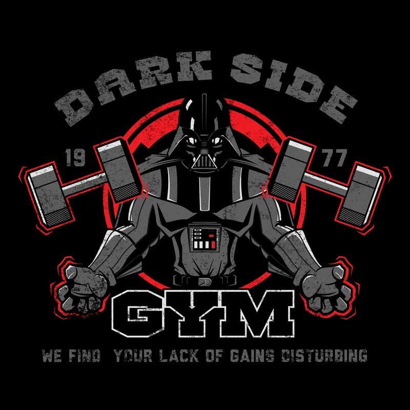 Dark Side Gym - RIPT Apparel