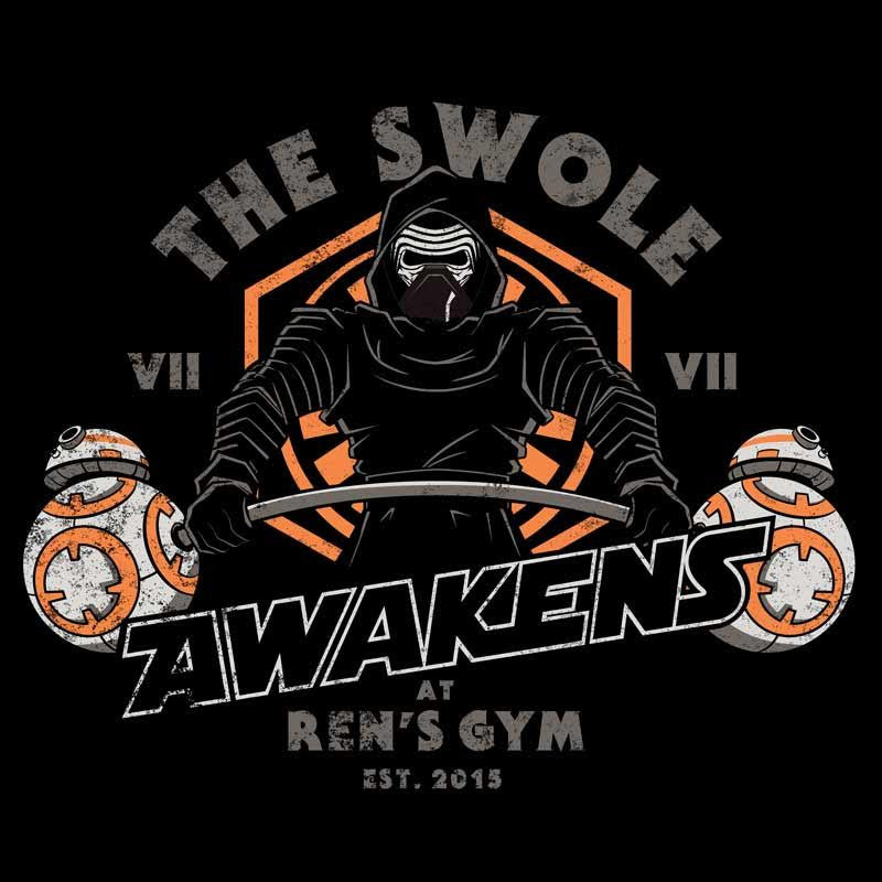 The Swole Awakens - RIPT Apparel