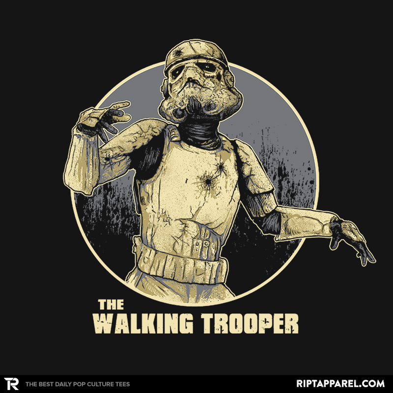 The Walking Trooper - RIPT Apparel
