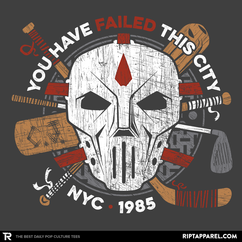 You Have Failed NYC - Collection Image - RIPT Apparel
