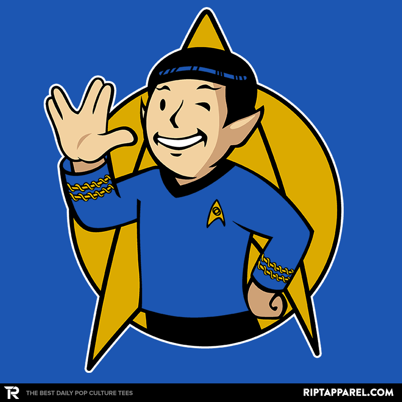 Spock Boy - RIPT Apparel