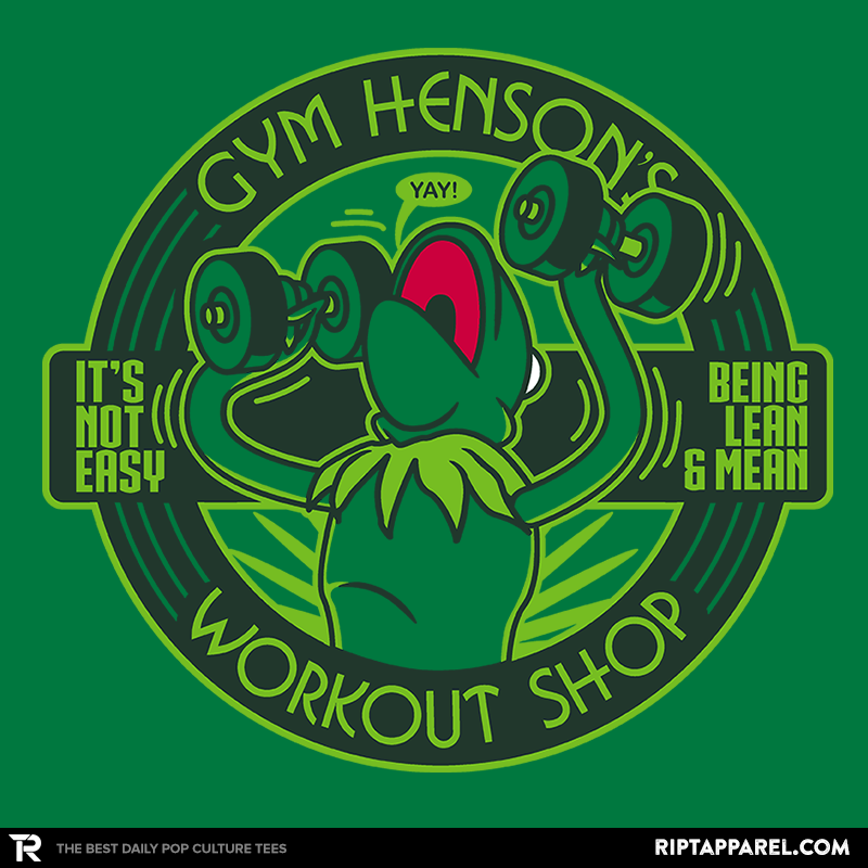 Gym Henson's Workout Shop - Collection Image - RIPT Apparel