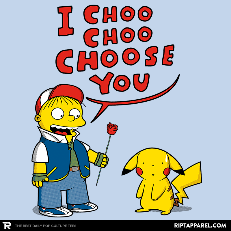 I Choo Choo Choose you - Collection Image - RIPT Apparel