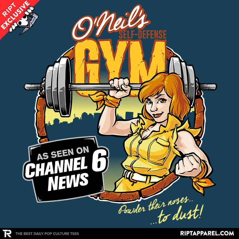 O'Neil's Self Defense Gym - Collection Image - RIPT Apparel