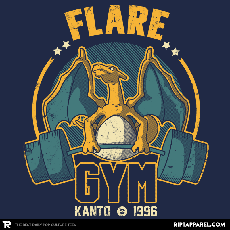 Flare Gym - RIPT Apparel