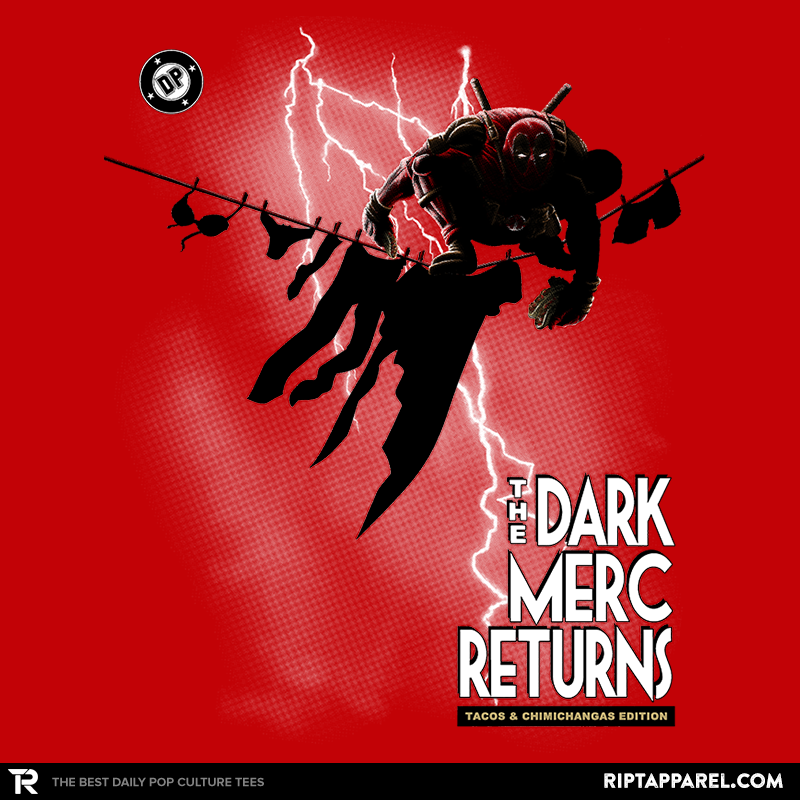 The Dark Merc Returns - Collection Image - RIPT Apparel