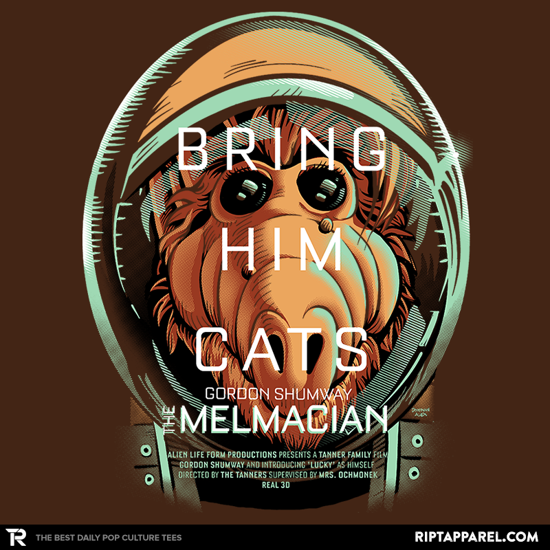 The Melmacian - Collection Image - RIPT Apparel