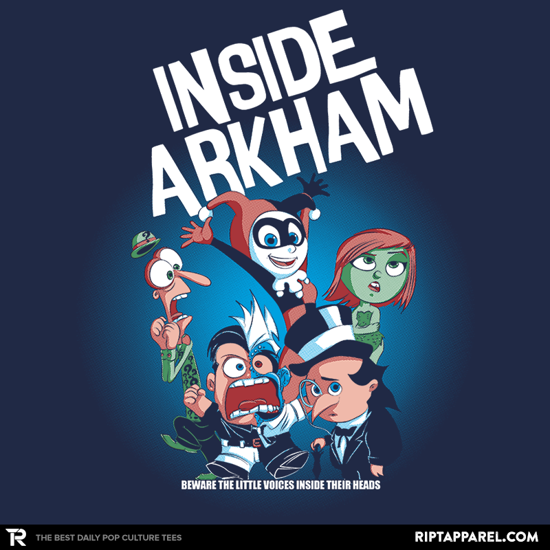 Inside Arkham - RIPT Apparel