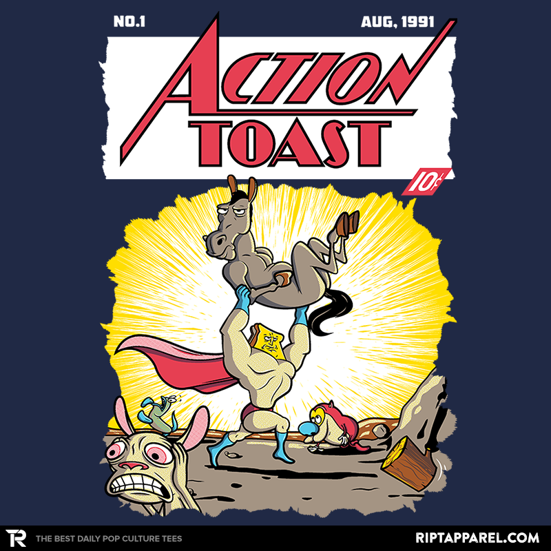 Action Toast - RIPT Apparel