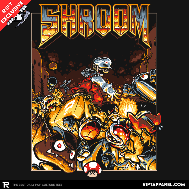 Shroom - Collection Image - RIPT Apparel