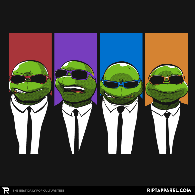 Reservoir Turtles - Collection Image - RIPT Apparel