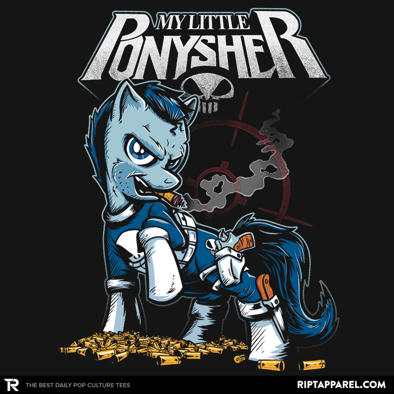 Ponysher - RIPT Apparel