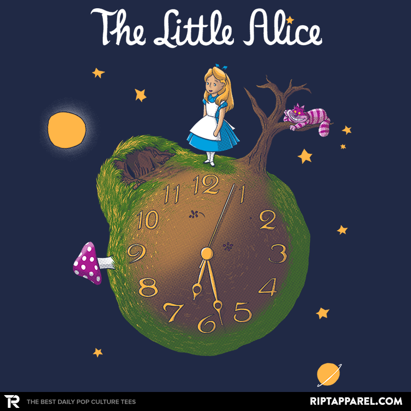 The Little Alice - Collection Image - RIPT Apparel